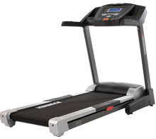 New treadmill: Life Runner LR20i