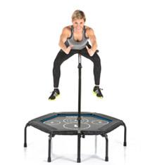 Neu bei HAMMER SPORT: Das Fitnesstrampolin Crossjump